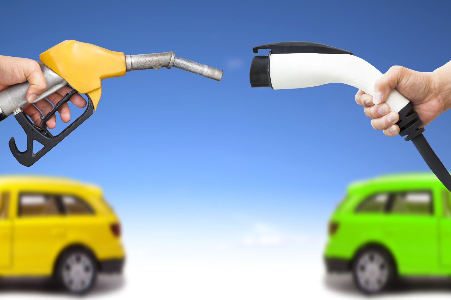 Electric cars vs Fuel engine