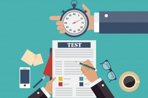 Front end interview test