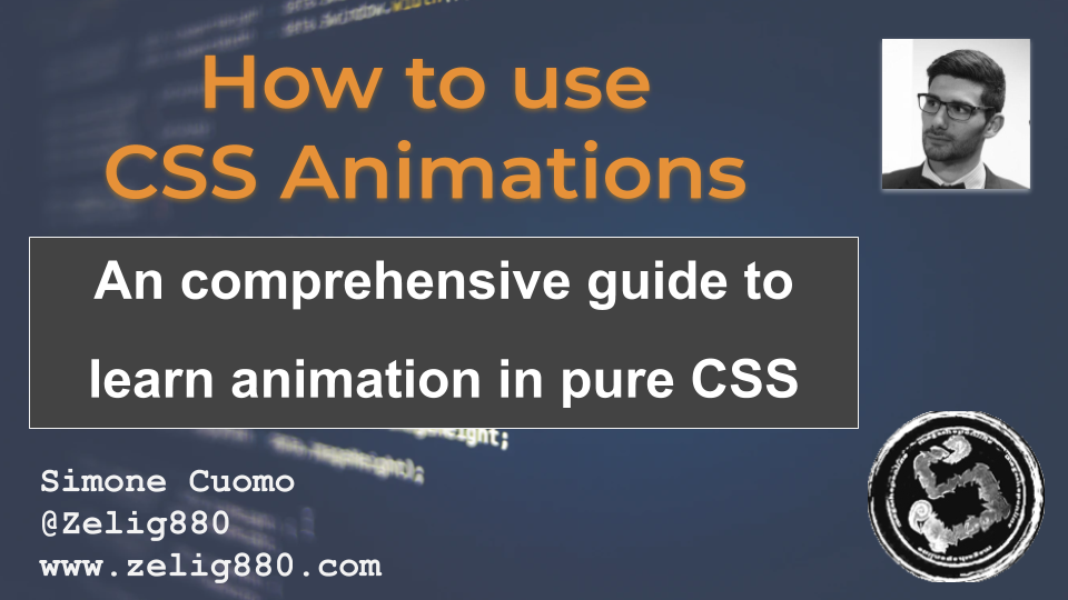 How to use CSS animation